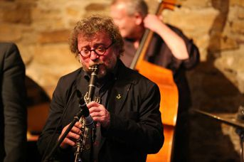 "Waldermar Kowalski - Woodhouse im Jazz-Club ""Schloss Köngen"" (22.04.2016)"