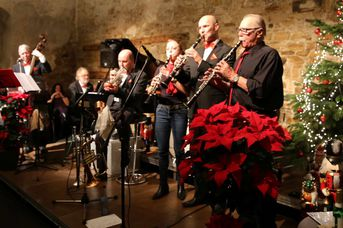 "Jam-Session - Old Fashion Jazzband - im Jazz-Club ""Schloss Köngen"" (14.12.2018)"