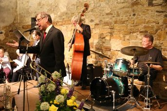 "The Syncopators - im Jazz-Club ""Schloss Köngen"" (24.05.2019)"