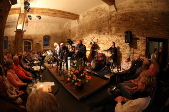 "Woodhouse im Jazz-Club ""Schloss Köngen"" (22.04.2016)"