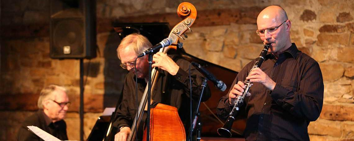 "Achim Bohlender Swingtett - Jazz-Club ""Schloss Köngen"", 20.05.2016"