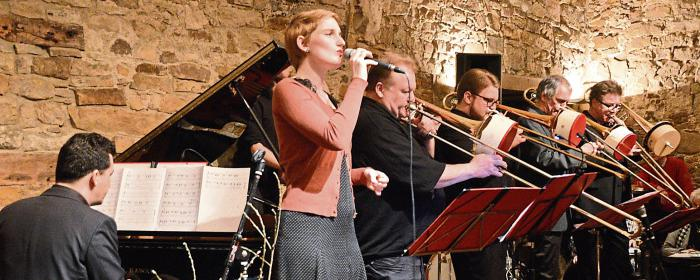 "AirCrush - Jazz-Club ""Schloss Köngen"", 18.03.2016"