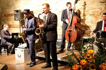 "The Toughest Tenors - im Jazz-Club ""Schloss Koengen"" (25.10.2019)"